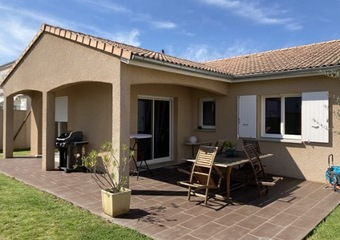 Vente Maison 5 pièces 103m² Chatuzange-le-Goubet (26300) - Photo 1