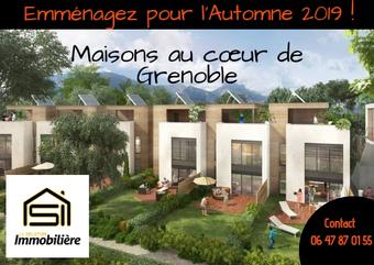 Neuf : Programme neuf Grenoble (38100) - photo