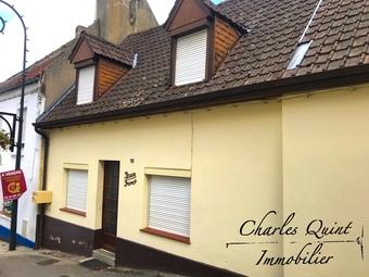Vente Maison 68m² Montreuil (62170) - Photo 1