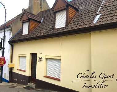 Sale House 68m² Montreuil (62170) - photo
