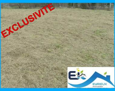 Vente Terrain 1 100m² Saint-Fortunat-sur-Eyrieux (07360) - photo