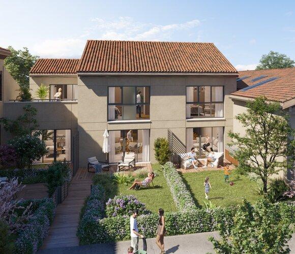 Vente Maison 4 pièces 120m² Toulouse (31500) - photo