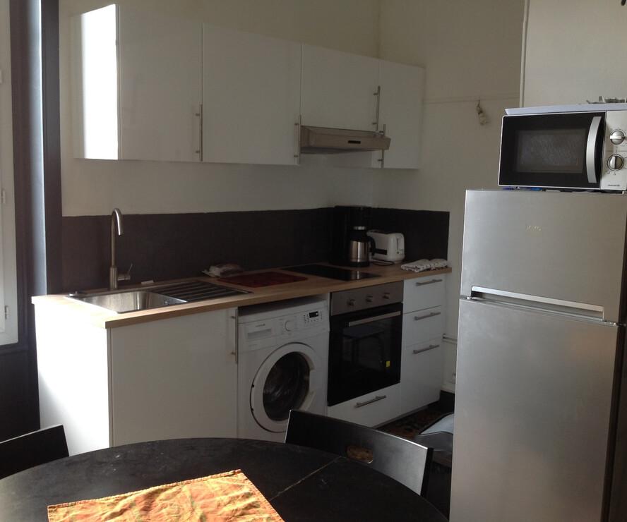 Location Appartement 2 pièces 39m² Lyon 08 (69008) - photo