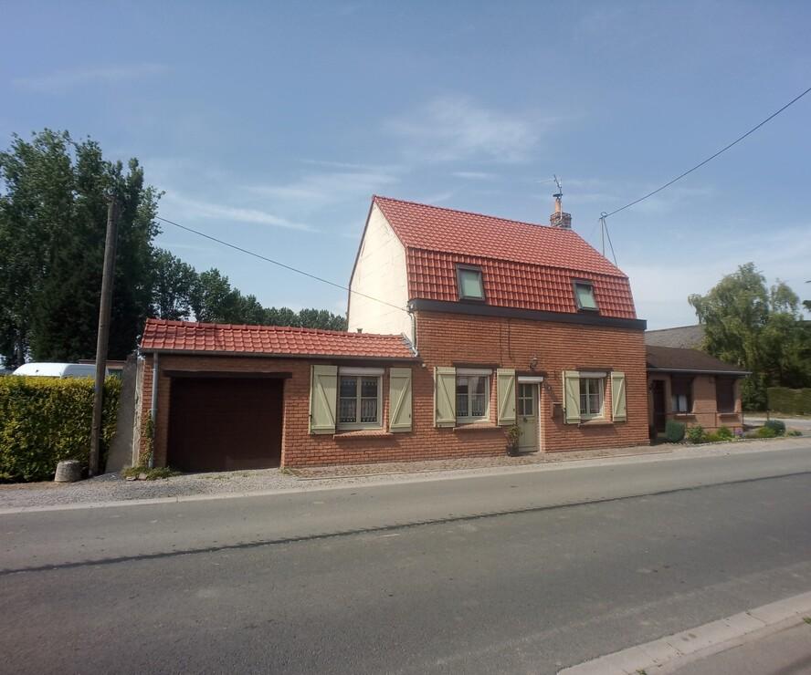 Vente Maison 5 pièces 105m² Sailly-sur-la-Lys (62840) - photo
