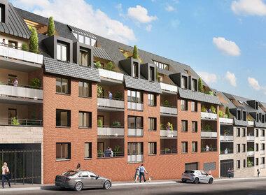 Vente Appartement 3 pièces 78m² Rouen (76000) - photo