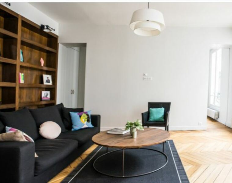 Vente Appartement 4 pièces 120m² Paris 06 (75006) - photo