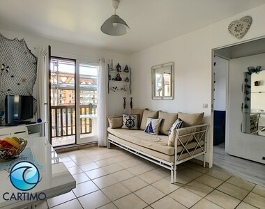 Vente Appartement 2 pièces 25m² Cabourg (14390) - photo