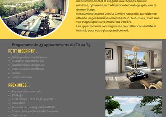 Sale Apartment 4 rooms 81m² Saint-Égrève (38120) - photo 2