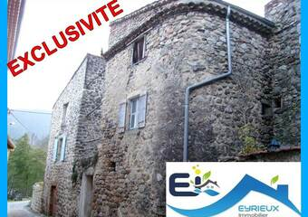 Sale House 200m² Dunieres-Sur-Eyrieux (07360) - photo
