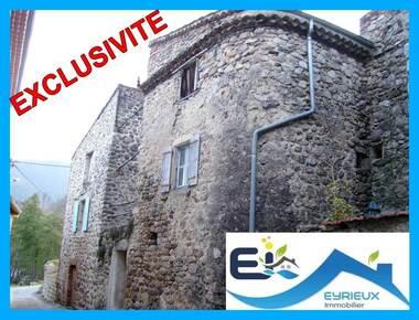 Sale House 200m² Dunieres-Sur-Eyrieux (07360) - photo