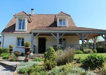 Vente Maison 5 pièces 131m² Enquin-sur-Baillons (62650) - Photo 1