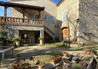 Vente Maison 5 pièces 240m² Sauzet (26740) - Photo 1
