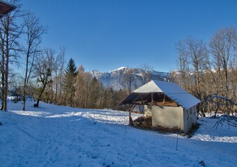Vente Terrain 2 318m² Bonvillard (73460) - Photo 1
