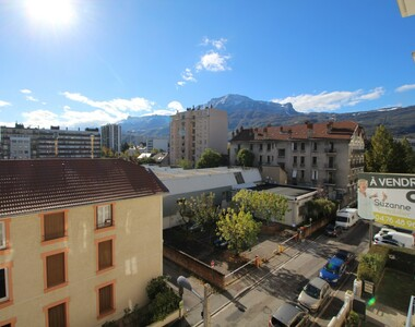 Sale Apartment 3 rooms 73m² Grenoble (38100) - photo