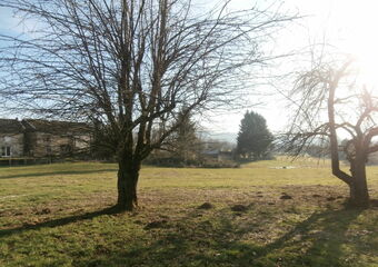 Sale Land 5 400m² FOUGEROLLES - photo