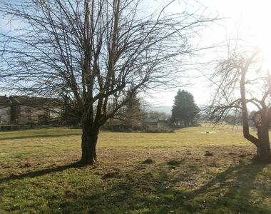 Vente Terrain 5 400m² FOUGEROLLES - photo