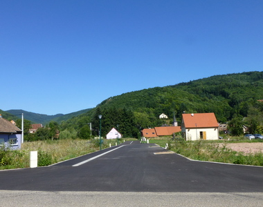 Vente Terrain 639m² Fouchy (67220) - photo