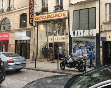 Vente Fonds de commerce 130m² Paris 02 (75002) - photo