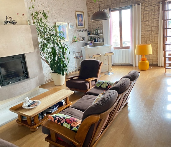 Vente Appartement 4 pièces 96m² Saint-Martin-d'Hères (38400) - photo