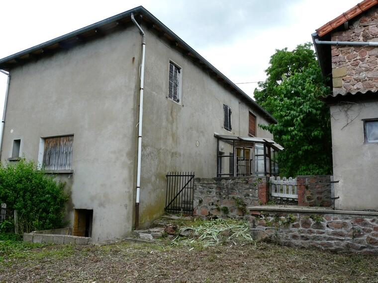 Vente Maison 8 pièces 150m² Entre CHARLIEU et COURS - photo
