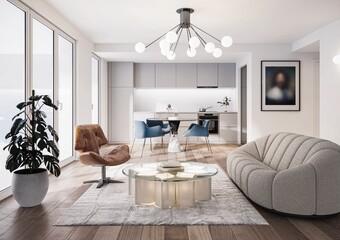 Vente Appartement 3 pièces 71m² Illzach (68110) - Photo 1