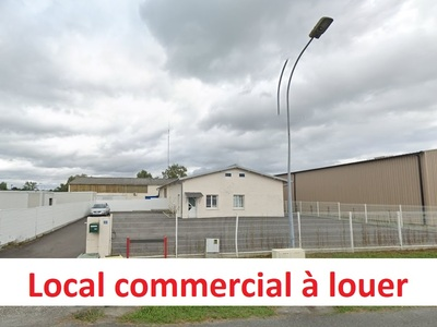 Location Local commercial 110m² Serres-Castet (64121) - photo