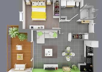 Vente Appartement 2 pièces 45m² Boëge (74420) - Photo 1