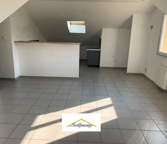 Vente Appartement 4 pièces 59m² La Tour-du-Pin (38110) - photo