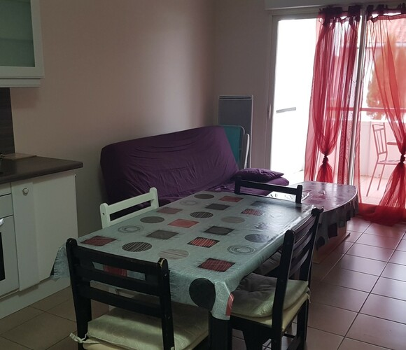 Location Appartement 1 pièce 42m² Cambo-les-Bains (64250) - photo