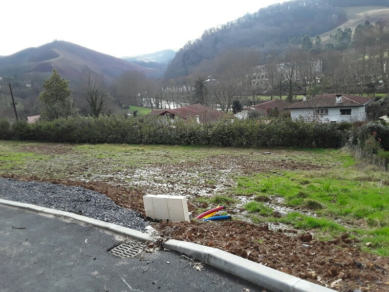 Vente Terrain 860m² Cambo-les-Bains (64250) - photo