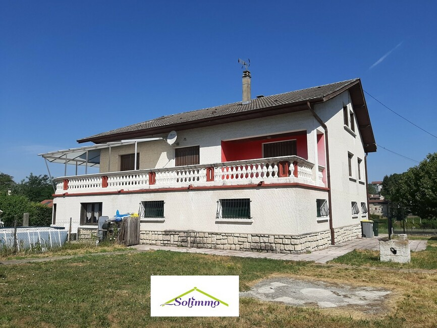 Vente Maison 300m² Voiron (38500) - photo