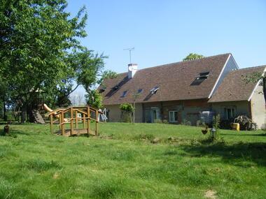 Vente Maison 7 pièces 210m² Poilly-lez-Gien (45500) - photo