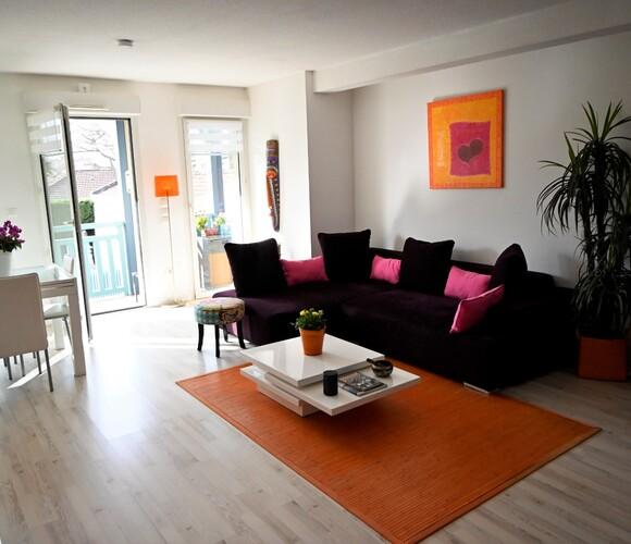 Vente Appartement 4 pièces 84m² Arcachon (33120) - photo