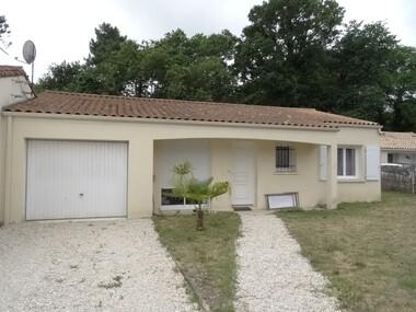 Vente Maison 4 pièces 84m² Étaules (17750) - photo