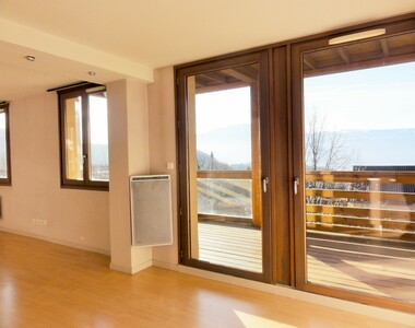Vente Appartement 4 pièces 87m² Venon (38610) - photo