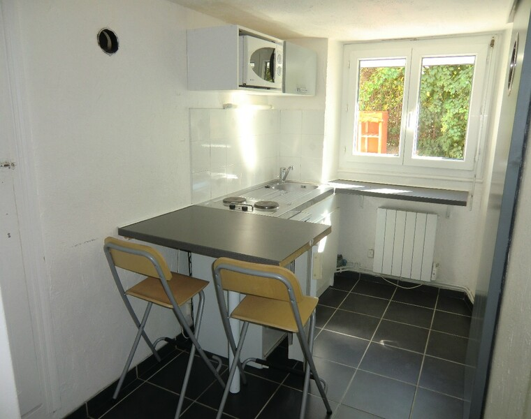 Location Appartement 1 pièce 19m² Grenoble (38000) - photo