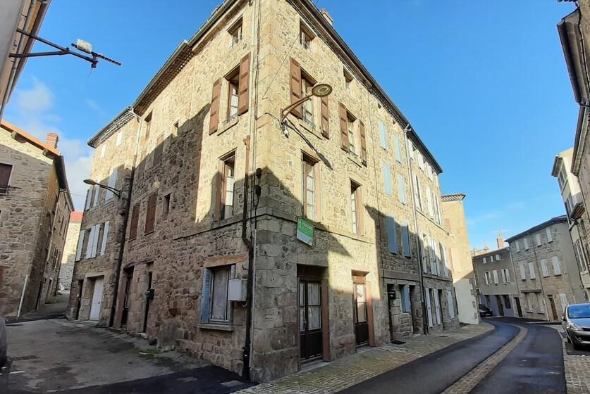 Vente Immeuble 8 pièces 160m² Saint-Félicien (07410) - photo