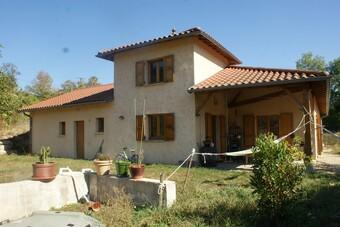 Vente Maison 7 pièces 137m² Chamelet (69620) - Photo 1
