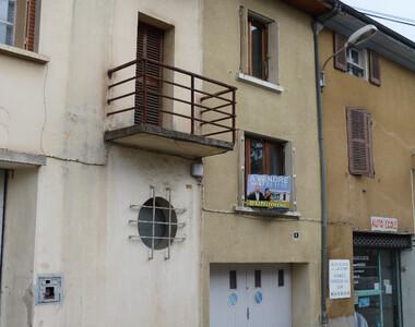 Vente Maison 3 pièces 60m² Saint-Marcellin (38160) - photo