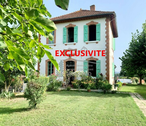Vente Maison 5 pièces 120m² Rieumes (31370) - photo