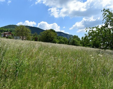 Vente Terrain 400m² Coublevie (38500) - photo