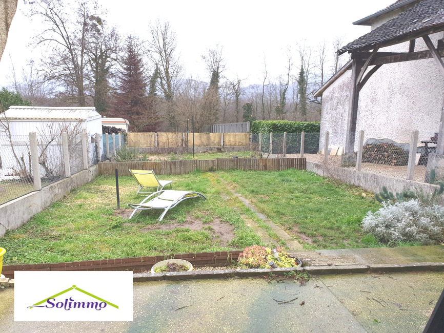 Vente Maison 3 pièces 40m² Morestel (38510) - photo