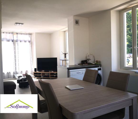 Vente Appartement 64m² Les Échelles (73360) - photo