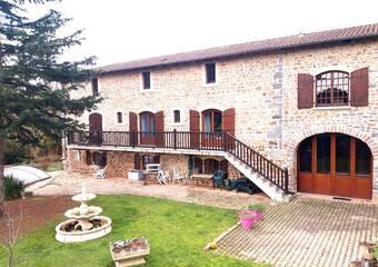 Vente Maison 6 pièces 170m² Bourg-de-Thizy (69240) - Photo 1