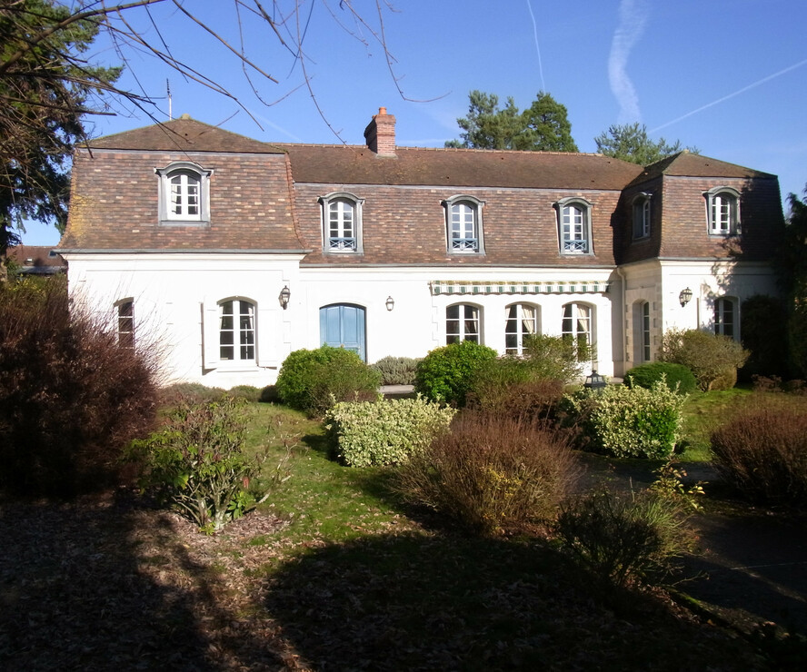 Vente Maison 10 pièces 310m² Vineuil-Saint-Firmin (60500) - photo