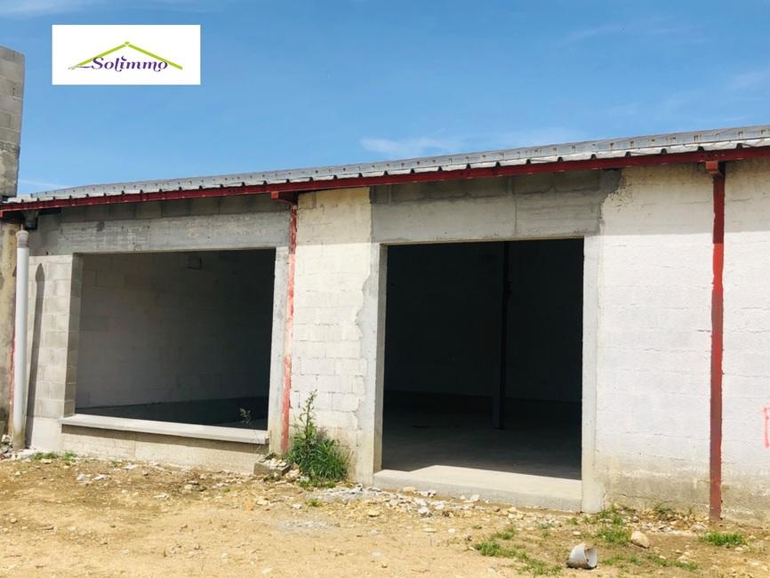 Location Local commercial 1 pièce 105m² Charancieu (38490) - photo