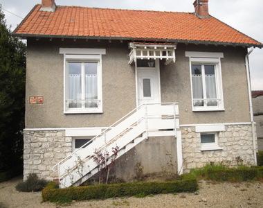 Location Maison 3 pièces 58m² Saint-Pierre-lès-Nemours (77140) - photo