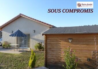 Vente Maison 7 pièces 98m² Saint-Hilaire-de-la-Côte (38260) - photo