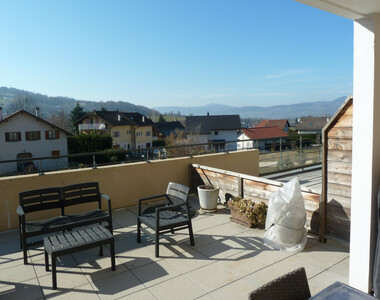 Sale Apartment 4 rooms 83m² Alby-sur-Chéran (74540) - photo