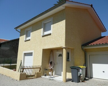 Location Maison 5 pièces 92m² Charvieu-Chavagneux (38230) - photo